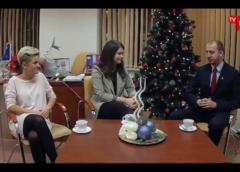 Milena Mocek i Magdalena Goliasz-Zagajewska gościły w TV Media Przasnysz